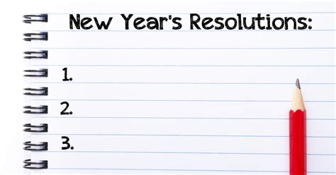 keeping new year s resolutions keeping new year s resolutions new year new you