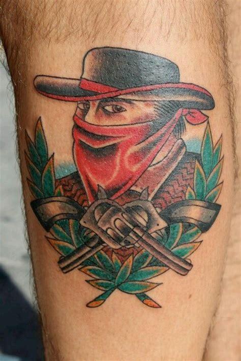 western cowboy tattoos designs cowboy tattoos