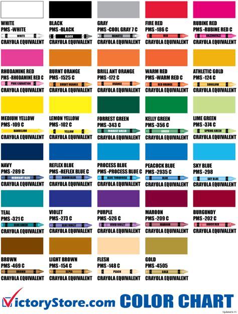 colour claim list by fuyuka shirai on deviantart crayola color list 28 images crayola chart how many