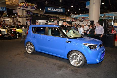 kia hits las vegas with array of custom concepts