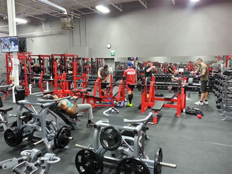 iron fitness strength club 24 hour fitness markham