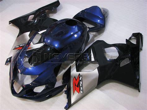 2004 Suzuki Gsxr 750 Fairings Injection Fairing Kit For 2004 2005 Suzuki Gsxr 600 Gsxr