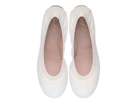 What Are The Most Comfortable Shoes In The World 5 Wedding Ballet Flats For Your Special Day Stylish