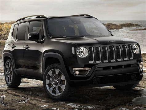 2019 Jeep Renegade by Designer Antecipa O Jeep Renegade 2019 Autoo