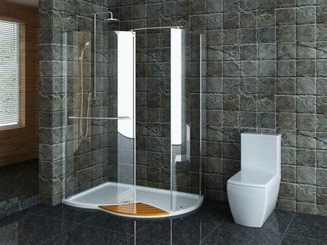 Small Bathroom Designs With Walk In Shower by Walk In Shower Small Bathroom Decorating Ideas Kitchentoday