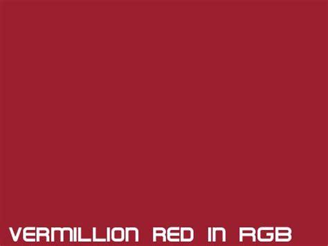 color vermillion a leader s journey the pok 233 community forums