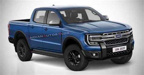 ford ranger 2020 model next 2022 ford ranger imagined iab rendering