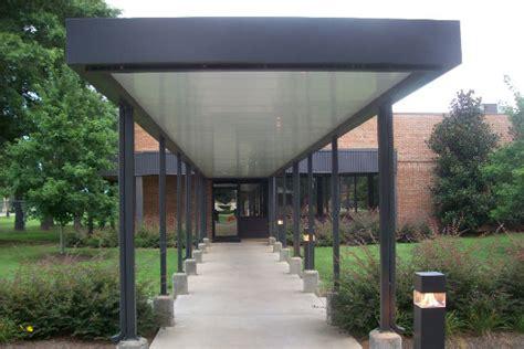 walkway awnings canopies canopy covered walkway pedestrian walkway canopy 187 austin mohawk inc