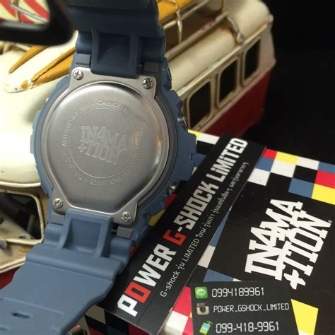 G Shock X In4mation live photos g shock x in4mation glx 6900x 2 limited edition