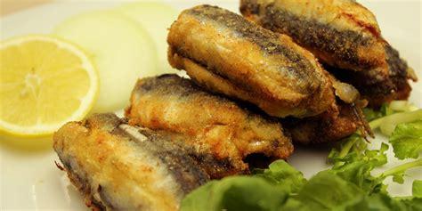 Cucinare Alici - ricetta alici fritte roba da donne