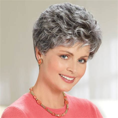 Hairstyles Wigs For Black 60 by Salt And Pepper Wigs For Black Search Results