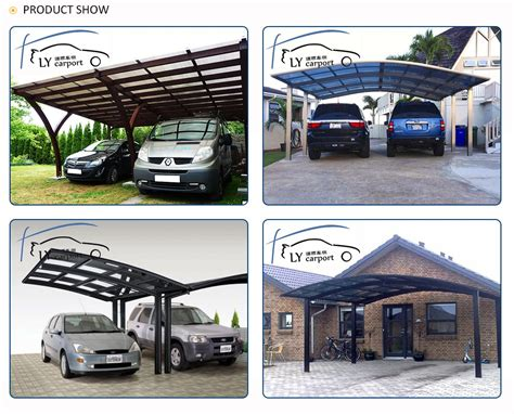 Aluminum Frame Carport by Durable Aluminum Frame Canopy Carport Buy Carport