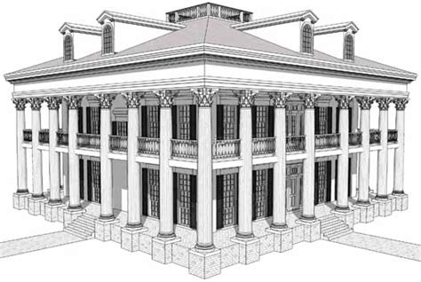 greek style house plans plan 39 147