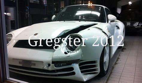 porsche 959 crash car crash porsche 959 crashes in montreal gtspirit