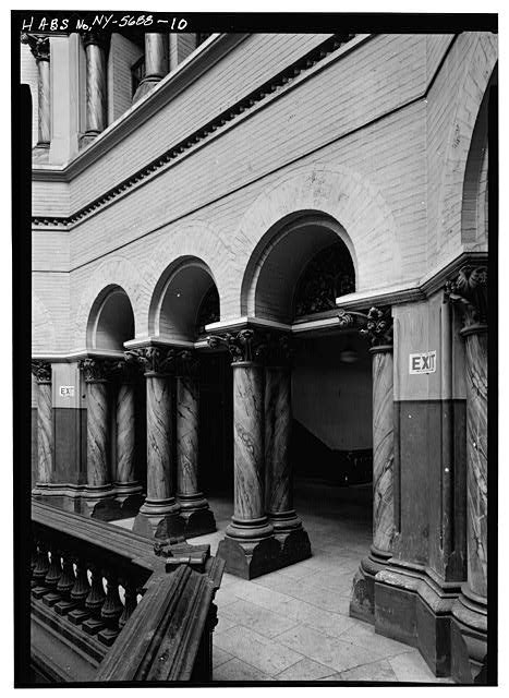 New York Architecture Images- New York County Courthouse
