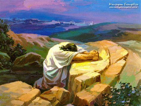 imagenes de jesus orando en el desierto el se 241 or juez justo salmos 7 1 17 killuminati s blog