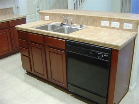 fantastic kitchen island with sink and dishwasher hd9i20 tjihome
