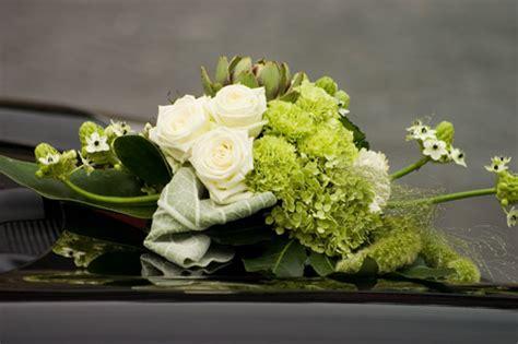 Blumenschmuck Hochzeit by Blumenschmuck Autoaufkleber Auto Aufkleber De