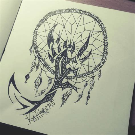 infected tattoo dream meaning scorpions dreamcatcher me mine i self pinterest