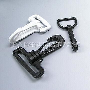 taiwan plastic hooks and fasteners in various types hao