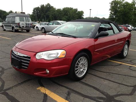 Chrysler Sebring For Sale by Cheapusedcars4sale Offers Used Car For Sale 2004