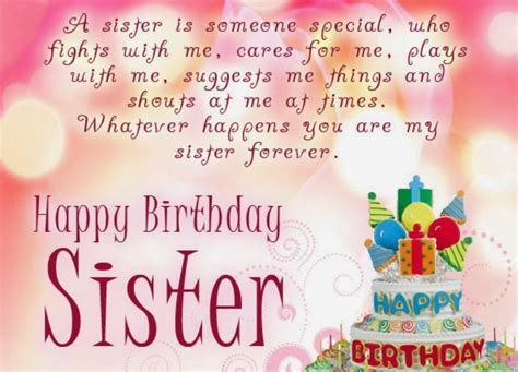 Happy Birthday Sister Pictures, Photos, and Images for