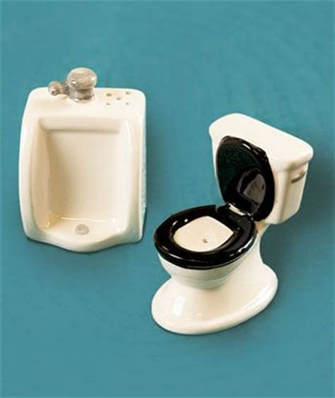 novelty salt and pepper shakers new novelty toilet salt and pepper shakers great funny