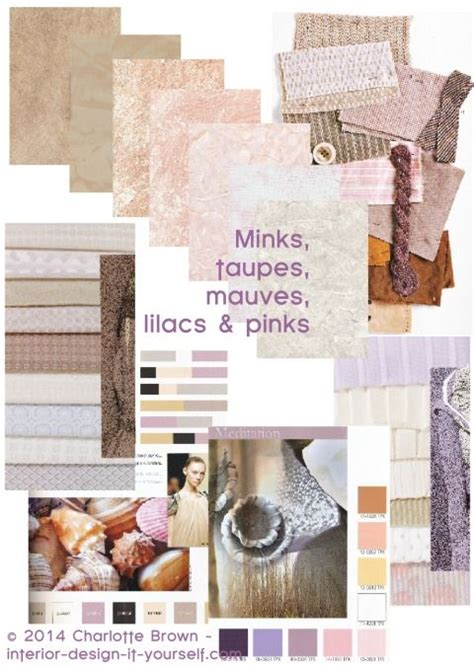colors   taupe mink  helpful advice      decorate