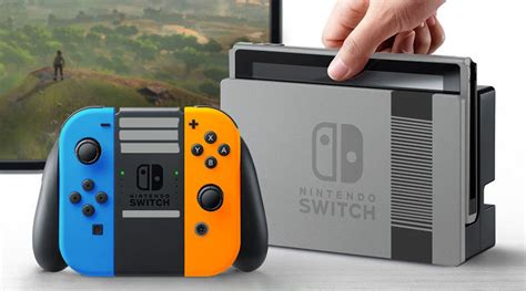 nintendo color nintendo switch looks in different colors