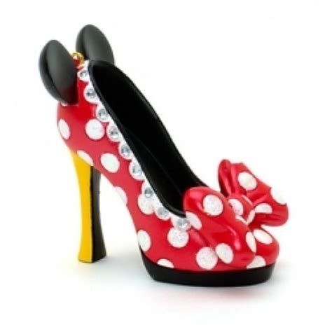 minnie mouse shoes minnie mouse miniature decorative shoe pictures