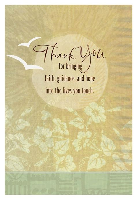 Thank You Letter To Religious White Doves Religious Thank You Card Greeting Cards Hallmark