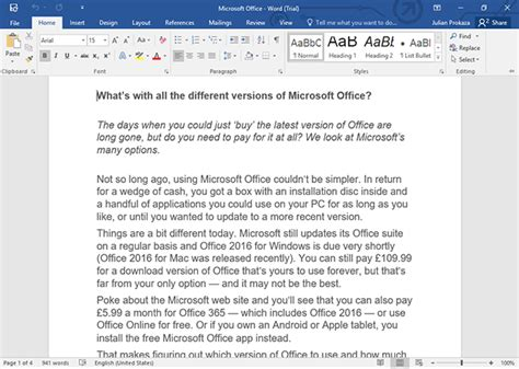 What Is The Version Of Microsoft Office Microsoft Office Why Are There So Many Different Versions