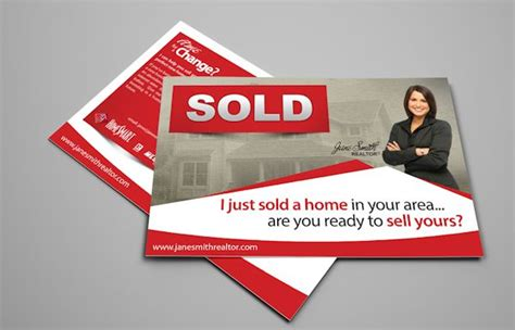 house smart real estate homesmart real estate postcards realty cards printing