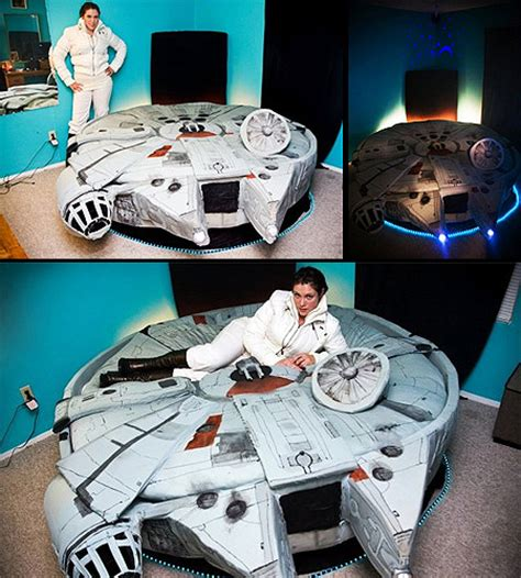millenium falcon bed 301 moved permanently