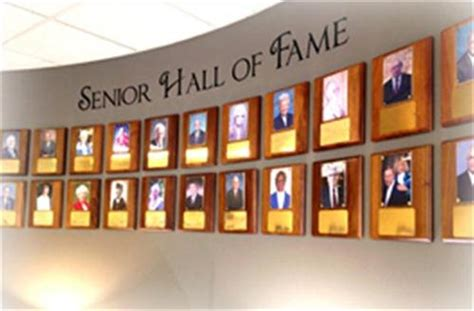 section 4 hall of fame senior hall of fame