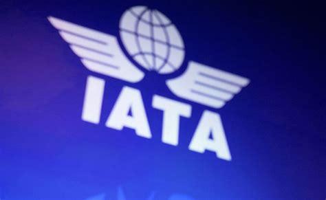 Tv Iyata iata venta de boletos internacionales cay 243 77 en enero