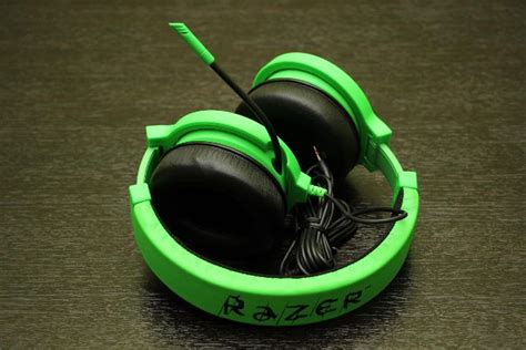 most comfortable gaming headphones review razer kraken pro gaming headset