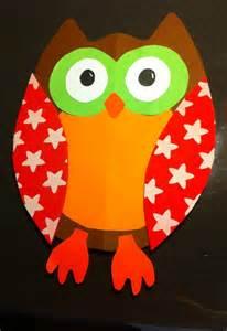 Owl Crafts For Kids - uil knutselen karton kan met stof dieren knutselen pinterest knutselen and met