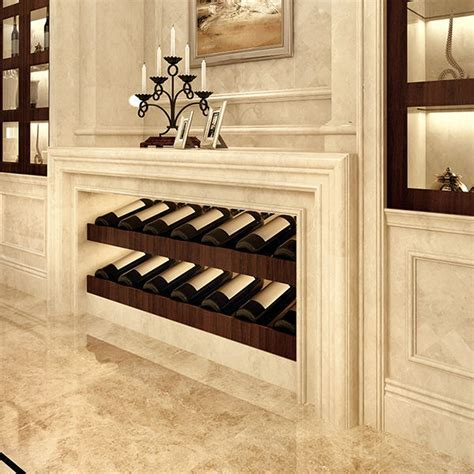 Portugal Beige Marble Wall Skirting Board Marble Moulding