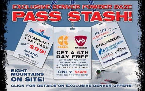 christy sports ski pass deals