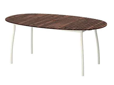 outdoor table tennis dining table how to assemble an ikea kvarn garden table furniture a
