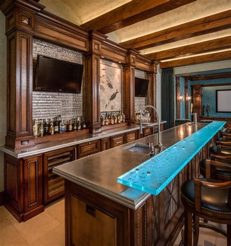 bar top design ideas 52 splendid home bar ideas to match your entertaining