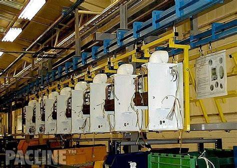power   conveyor system  pacline