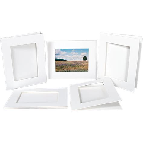 Archival Matting by Archival Methods Bulk Pre Cut Mats 48 1815 B H Photo