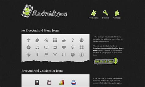 android layout uppercase friday focus 05 14 10 icon parade
