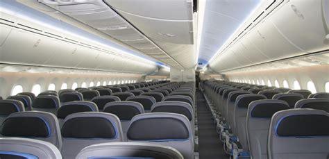 boeing 767 interni scopriamo gli interni nuovo boeing 787 9 della neos