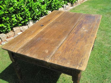 reclaimed pine kitchen table antique reclaimed pine kitchen table with drawer