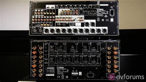 Yamaha Cx A 5100 Av Processor Power Multi Ch yamaha cx a5100 processor and mx a5000 11 channel review avforums