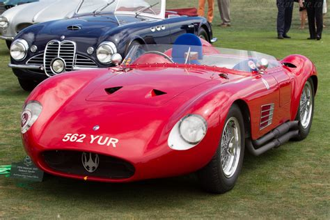 maserati 300s chassis 3056 2014 pebble concours d
