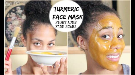 Viodi Beauti Mask Acne 30gr diy turmeric mask fight acne fade acne